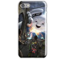 Ghostbusters Brooklyn Bridge Stay Puft iPhone Case/Skin