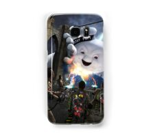 Ghostbusters Brooklyn Bridge Stay Puft Samsung Galaxy Case/Skin