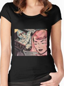 The Mummy Arises Women's Fitted Scoop T-Shirt