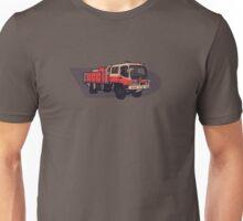 NSW Rural Fire Service Cat1 firetruck Unisex T-Shirt