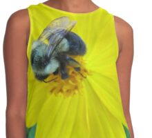 Bumble Bee Contrast Tank