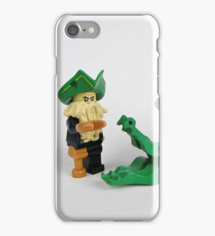 Pirate Figures iPhone Case/Skin