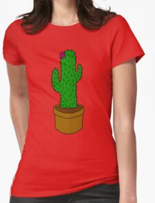 Prickly pickle Womens Fitted T-Shirt