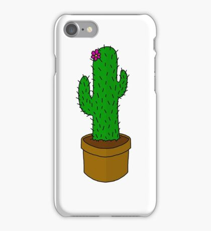 Prickly pickle iPhone Case/Skin