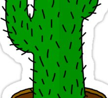 Prickly pickle Sticker