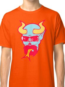 White Is The Devil Classic T-Shirt