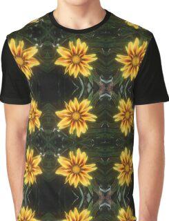 Lazy Daisy Days  Graphic T-Shirt