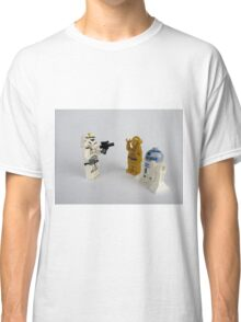 Toy Figure Characters Classic T-Shirt