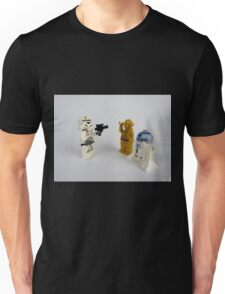 Toy Figure Characters Unisex T-Shirt