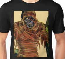 The Mummy Attacks Unisex T-Shirt