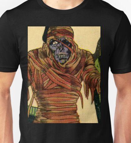 The Mummy Attacks Unisex T-Shirt