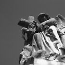 Angel from below by AnalogSoulPhoto