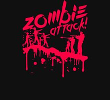 Zombie Attack Blood Long Sleeve T-Shirt