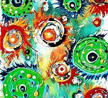 Evolution  by Mia Johnson