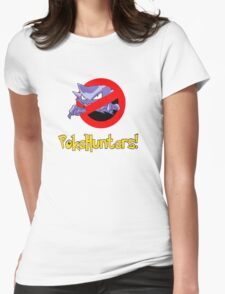 PokeHunter Womens Fitted T-Shirt
