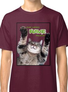 Eat, Sleep, Rave, Repeat Classic T-Shirt