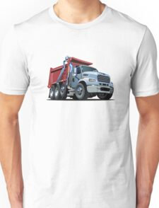 Cartoon Dump Truck Unisex T-Shirt