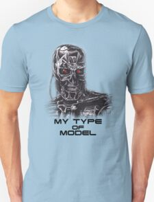 My type of Model Unisex T-Shirt