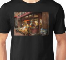 City - Boston Ma - Fresh meats and Fruit Unisex T-Shirt