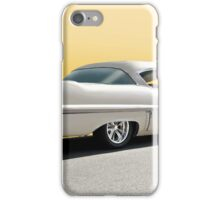 1957 Cadillac Custom Coupe DeVille iPhone Case/Skin