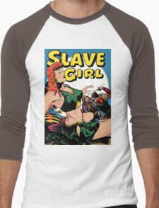 Slave Girl Men's Baseball ¾ T-Shirt