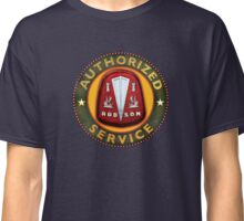 Hudson Authorized Service sign USA Classic T-Shirt