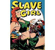Slave Girl Photographic Print