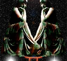 Gemini Galaxy by debidabble