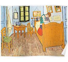 The Room - Van Gogh x Schiele Poster