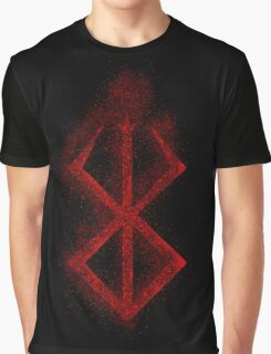 BERSERK - Sacrifice - red version Graphic T-Shirt