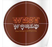 WestWorld Tv Show Poster
