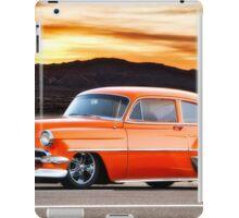 1954 Chevrolet 'Post' Custom Coupe iPad Case/Skin
