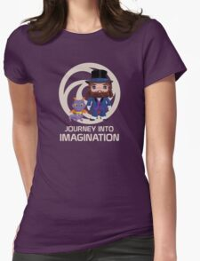 Dreamfinder & Figment Womens Fitted T-Shirt