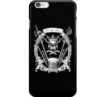 Choose your weapon. iPhone Case/Skin