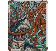 Battle from the Depths iPad Case/Skin