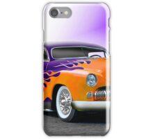 1950 Mercury 'Hot Wheels' Custom Coupe iPhone Case/Skin