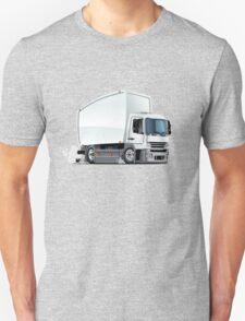 Cartoon delivery / cargo truck Unisex T-Shirt