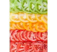 You say tomato Photographic Print