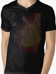 Radiohead - In Rainbows Mens V-Neck T-Shirt