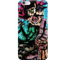 Driving Mr Kitty iPhone Case/Skin