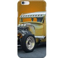 1930 Ford 'Midas Touch' Coupe iPhone Case/Skin