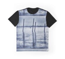 Rainy Reflections  Graphic T-Shirt