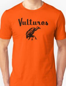 Vultures Retro Unisex T-Shirt