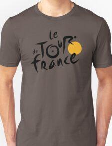 Tour De France Bicycle Racing Unisex T-Shirt