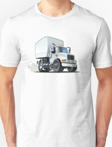 Cartoon delivery/cargo truck Unisex T-Shirt