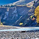 Shotover River by phil decocco