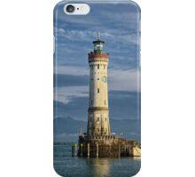 Lindau Lighthouse iPhone Case/Skin