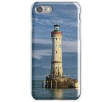Lindau Lighthouse iPhone Case/Skin