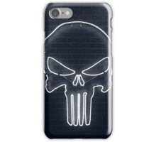 Punisher iPhone Case/Skin