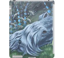 Kerry Blue iPad Case/Skin